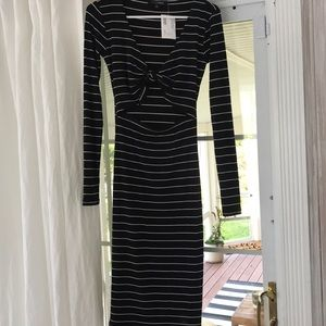 Intermix comfy dress